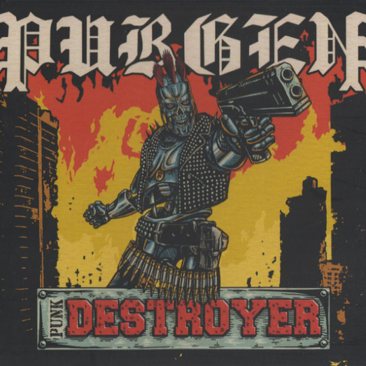 Пурген - Punk destroyer