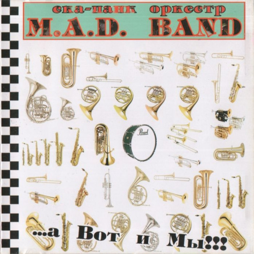 M.A.D. Band